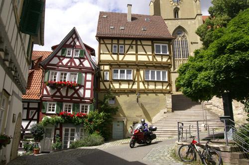 In Herrenberg
